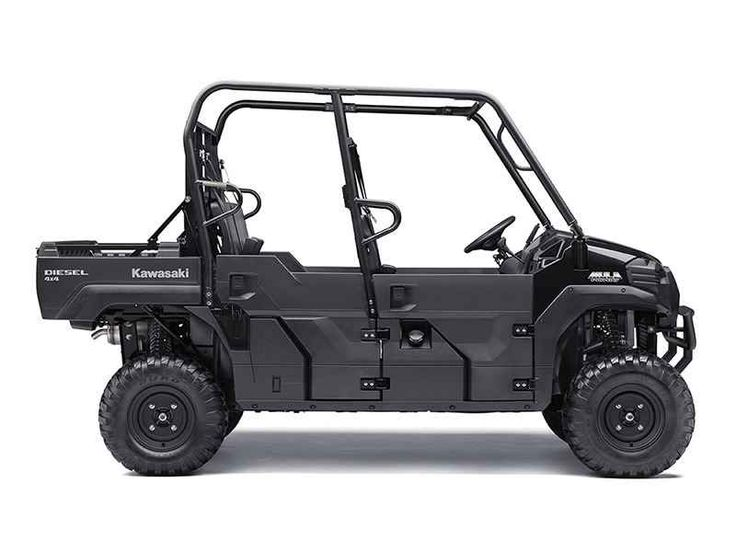 New 2017 Kawasaki Mule Pro-Dxt Diesel ATVs For Sale in Georgia. 2017 Kawasaki Mule Pro-Dxt Diesel, Financing available! 2017 Kawasaki Mule Pro-Dxt Diesel THE KAWASAKI DIFFERENCE OUR POWERFUL, MOST CAPABLE, FULL-SIZE SIX-PASSENGER DIESEL MULE SIDE X SIDE EVER. THE 2016 MULE PRO-DXT NOT ONLY OFFERS UNMATCHED CARGO AND PASSENGER VERSATILITY, BUT CAN ALSO TOW UP TO ONE TON. Powerful 993cc inline 3-cylinder diesel engine Exclusive Trans Cab system easily converts seating capacity (3- to…
