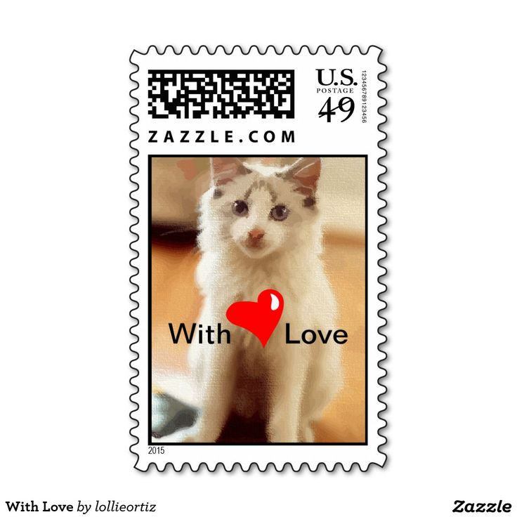 With Love Stamps