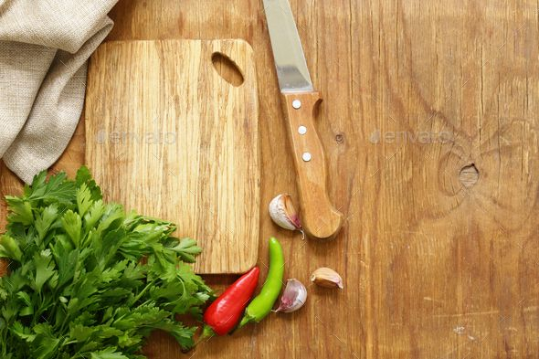 10+ Knife Cutting Board Clipart
