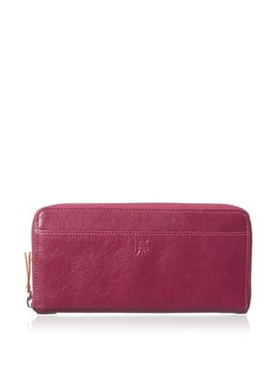 49% OFF Tusk Women's Donington Clutch Wallet (Raspberry/Tigerlily)