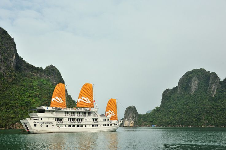 Halong cruises - Halong tours - Official website of Paradise Cruises