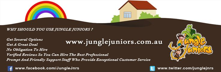 Jungle Juniors is a marketplace for parents that allows people to receive custom quotes from nearby professionals within 24 hours   HOW DOES JUNGLE JUNIORS WORK Answer a few questions about your needs Available professionals submit quotes within 24 hours Compare your quotes & hire the best professional