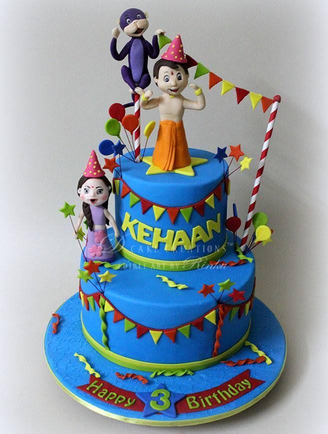 Art Deco Birthday Cake Toppers