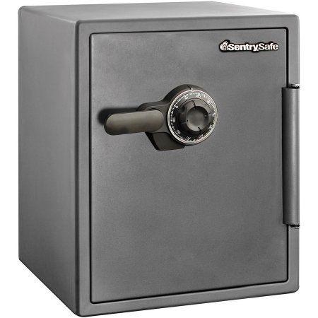 SentrySafe 2.0 cu ft XX-Large Combination Safe, Black