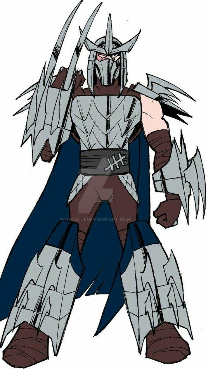 Pin De The Legendary Dark Knight Dari En Tmnt Tortugas Ninjas