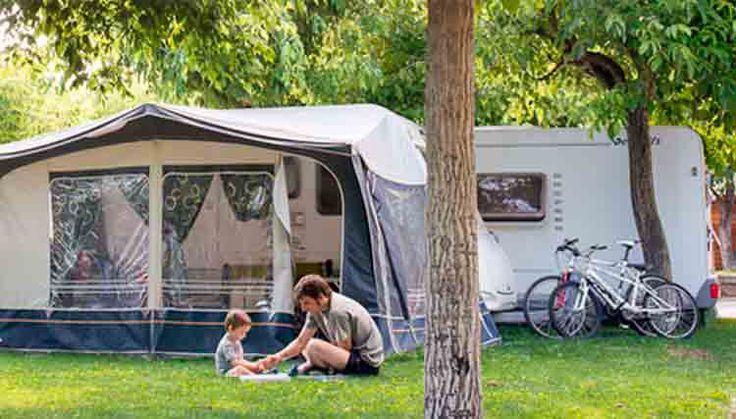 Mejor Camping para ir con niños en Cataluña, Camping familiar Barcelona Tarragona Lleida Girona Costa daurada costa brava. Con bebes y niños