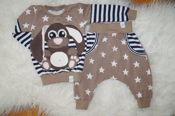 ☆ МАЛИНОВКА ☆ Детские ткани из Германии