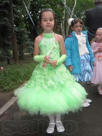 Выпоскное платье для детского сада