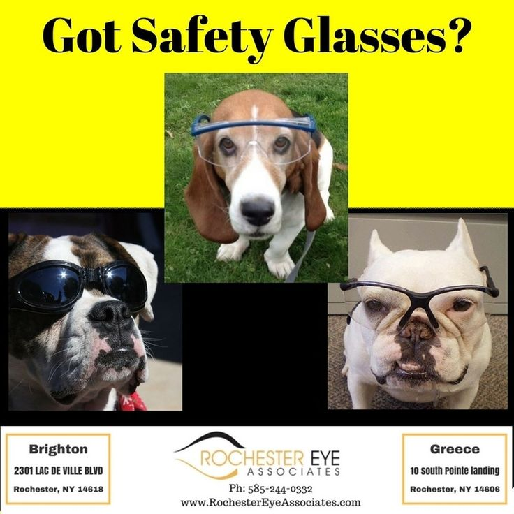 """#March is Workplace #Eye #Wellness Month. Did you know almost 2000 ppl in the US injure their #eyes at work daily? We sell #prescription #safety #glasses! Stop in & """"See"""" what you're missing!  #RochesterEyeWear #RochesterEyeAssociates"""