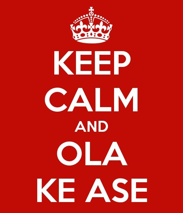 Ola K Ase | Know Your Meme