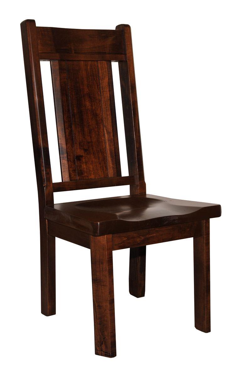 Live Edge Chair