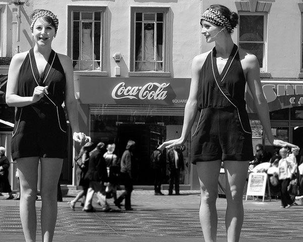 1920s Street Fashion