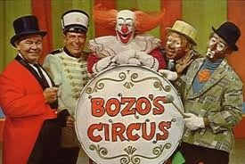 bozos circus - Oh man! - I watched this every day growing up in Chicago.