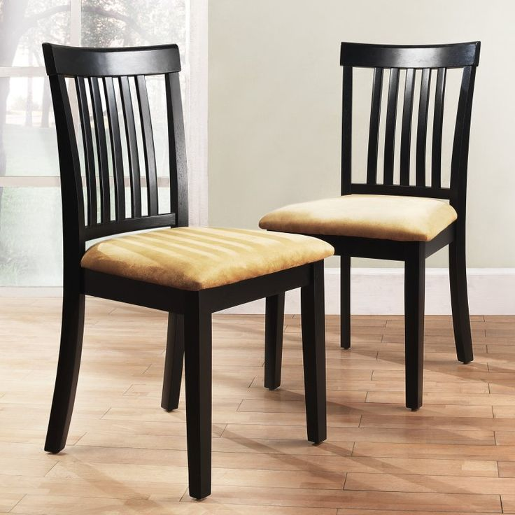 Best  Black Dining Chairs Ideas On Pinterest Dining Room - Black dining room chairs