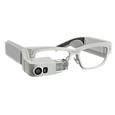 New Android-Powered Smartglasses Now Available for $550 [Google Glass: http://futuristicnews.com/tag/google-glass/ VR Headsets: http://futuristicshop.com/category/video-glasses/]