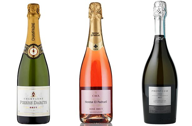 Best fizzy wine under £10: Find cheap Champagne, Prosecco and Cava in the supermarket