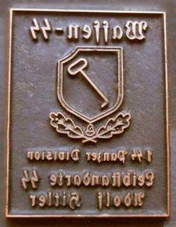 LEIBSTANDARTE SS ADOLF HITLER LSSAH PANZER DIVISION WAFFEN SS STAMP INK SEAL INK STAMP GERMAN WW2 PRICE $39