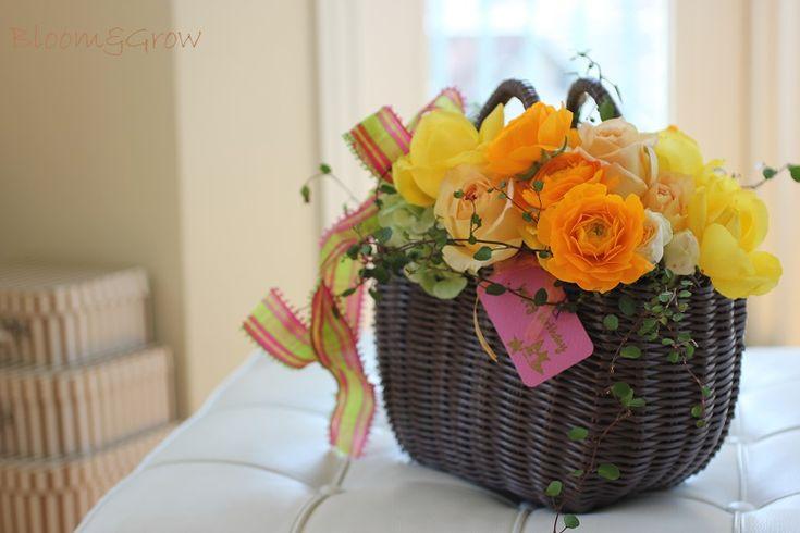 4月のカレンダー : Bloom&Grow通信「芦屋から 季節の色と香りに包まれた贅沢な毎日」