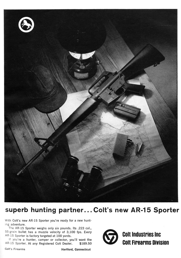 Agitprop For A Hunting Partner