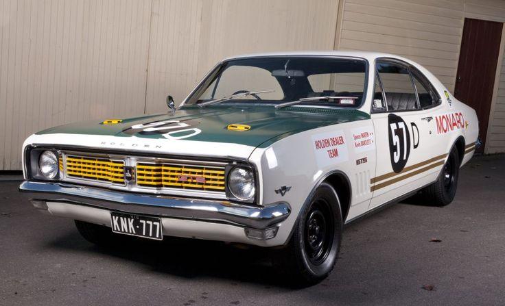 1969 Monaro GTS