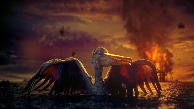 """In """"Dream,"""" a beautiful animation video for the Wildlife Conservation Film Festival, four animals facing extinction tell their stories through the words of """"I Dreamed a Dream""""—a song you'll recognize if you're a Les Misérables fan."""