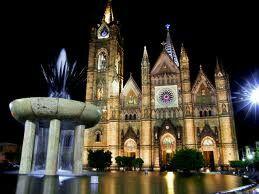 Templo Expiatorio del Sagrado Corazon de Jesus.Leon Guanajuato Mexico.1921-2013