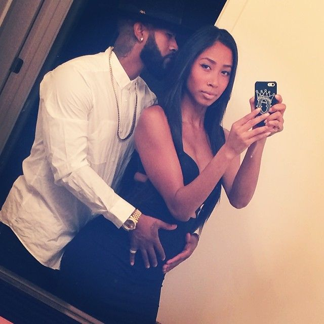 Omarion and Apryl Jones' cutest pregnancy photos on Instagram