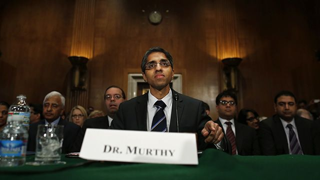 The campaign against Dr. Vivek Murthy is the continuation of a longstanding effort to make discussion of gun violence taboo.
