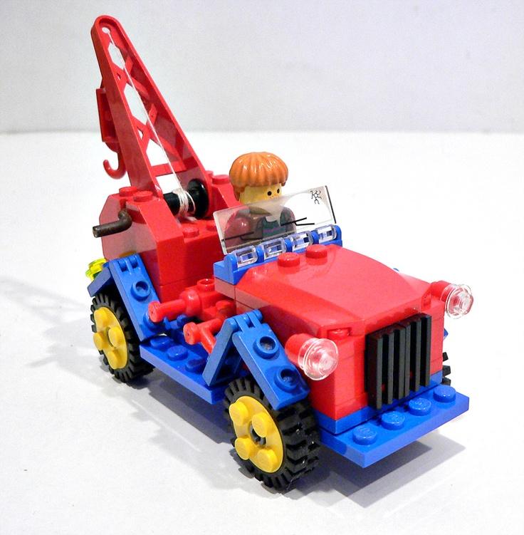Pluk van de Petteflet lego