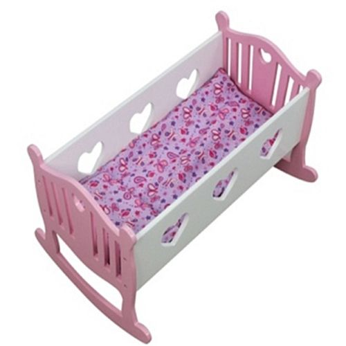 You & Me Wooden Cradle