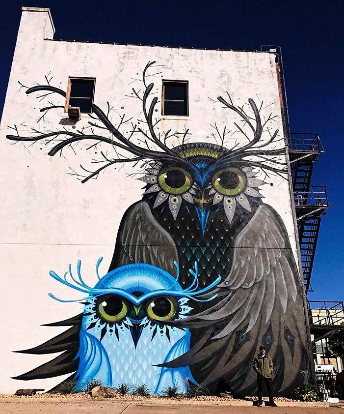 Jeff Soto street art