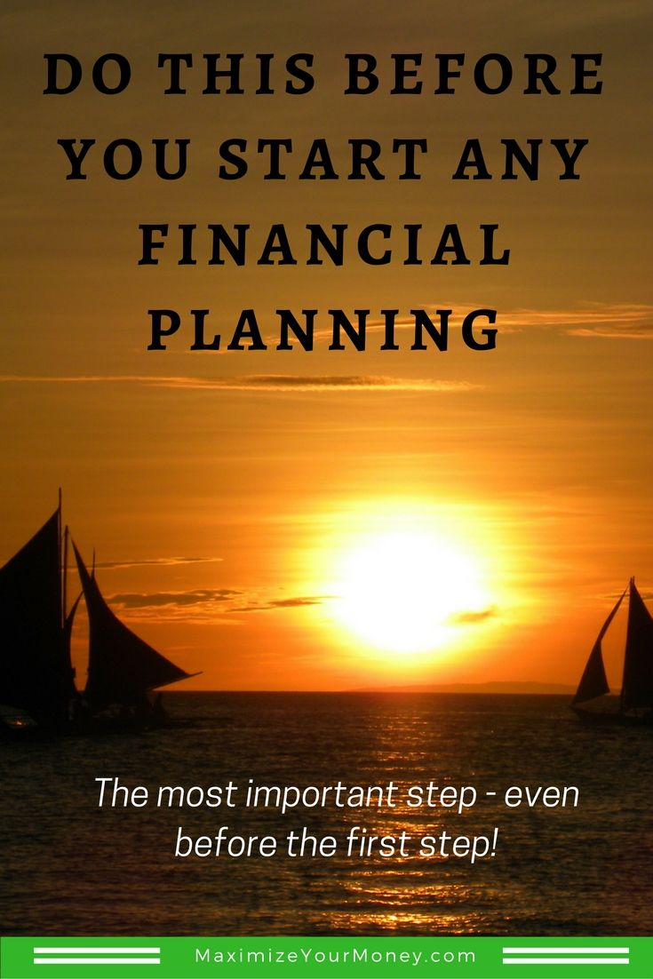 Trust me, this is definitely the most important step in any financial planning via @maximizemoney
