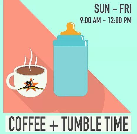 Atlanta's Intown Stars Gymnastics Center | COFFEE & TUMBLE TIME