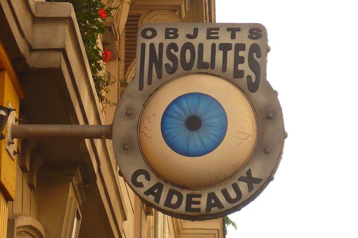 Objets insolites / Cadeaux