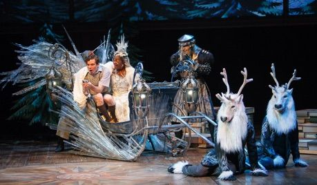 Review - The Lion, the Witch and the Wardrobe - Stratford Festival - Christopher Hoile