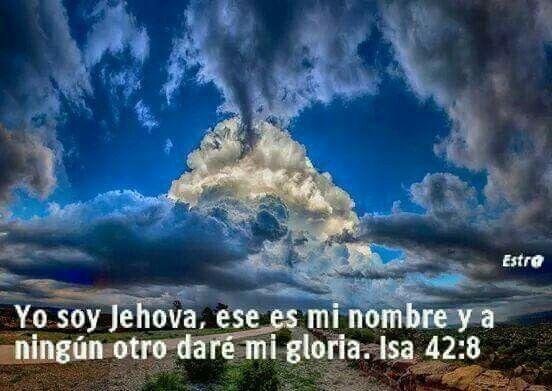 Isaias 42:8