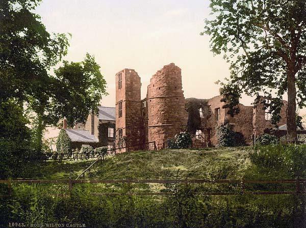 Wilton Castle, Ross On Wye