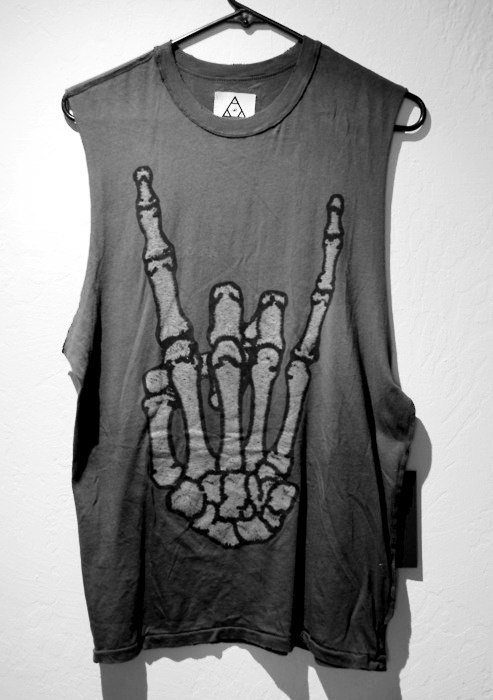 fashion, rocker, style! I want this shirt!!                                                                                                                                                                                 More