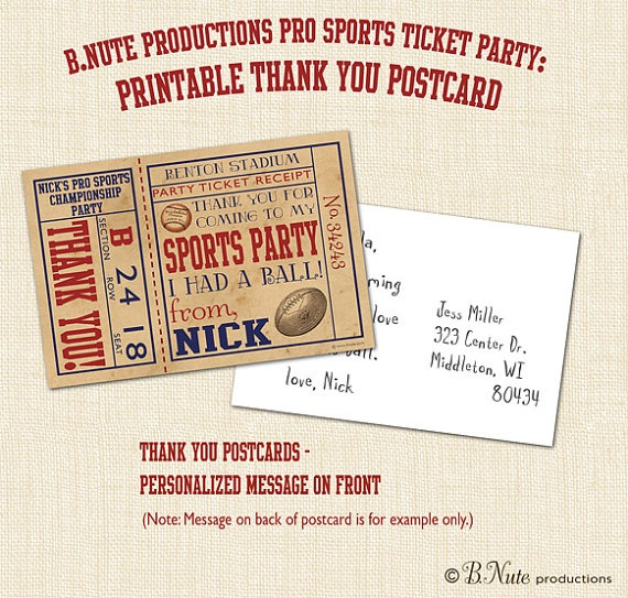 68 best athletic banquet images on Pinterest Tables, Athletic - ball ticket template