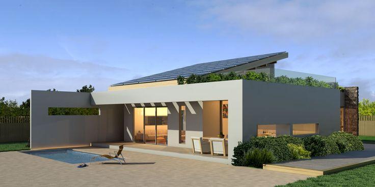 moderne bungalow - google zoeken   bungalow   pinterest   search ... - Moderne Bungalows