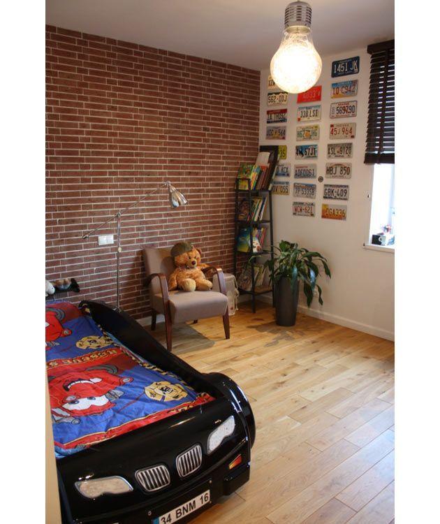 комната в стиле гараж | http://www.babyroomblog.ru/