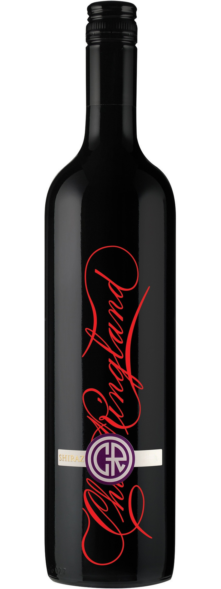 Chris Ringland CR Shiraz - big powerful wine