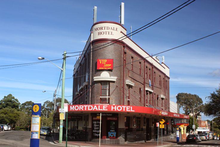 mortdale hotel - Google Search