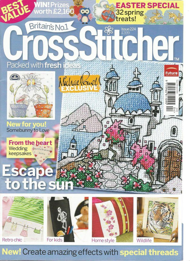 Cross Stitcher - 224/2010