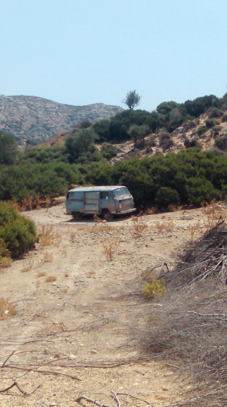 Into the wild .. Matala ,Crete Greece