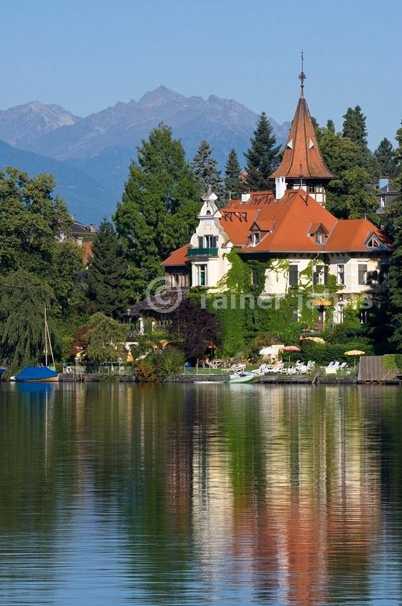 Lake Millstatt, Austria. © Rainer Jahns