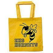 Yellow Spirit Tote Bags