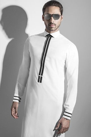 CC013-35 - The Al Waleed Thobe | Haute Arabia
