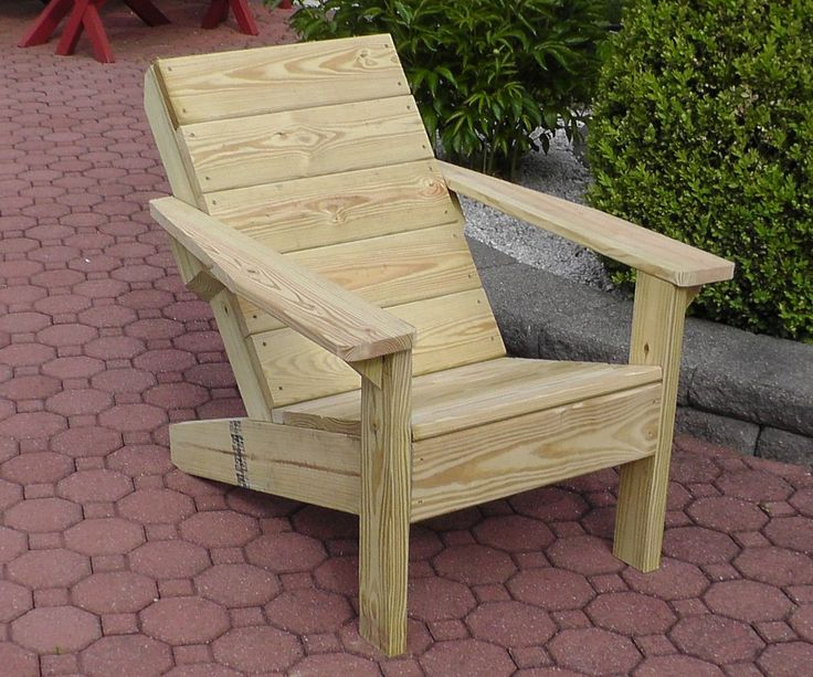 In this instructable I will be doing a step by step tutorial on how you can make high quality professional lounge style chairs made from pressure treated wood. This project ...