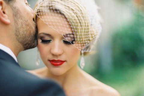 Get the best bridal makeup on your wedding day. See the tutorial here: http://justbestylish.com/getting-married-learn-how-to-create-the-best-bridal-makeup-ever/